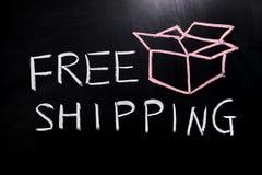 Free shipping Vector Illustration