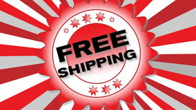 Free shipping stock footage