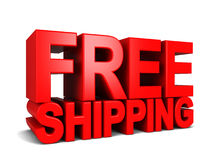 Free shipping Stock Photography