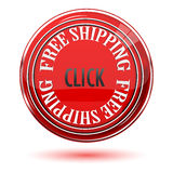 Free Shipping Icon Royalty Free Stock Images