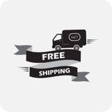 Free shipping Royalty Free Stock Image