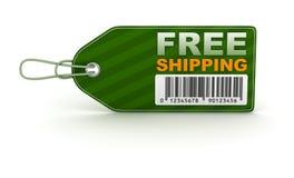 Free Shipping Tag Stock Photos