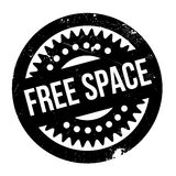 Free Space rubber stamp Stock Photos