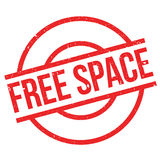 Free Space rubber stamp Royalty Free Stock Image