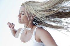 Moving Meditation Royalty Free Stock Images