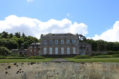 Free standing building Bantry House and Gardens. Public property royalty free stock image