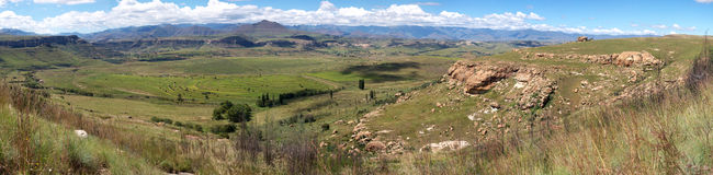 Free State Panorama. Stock Photos