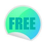 Free sticker vector illustration