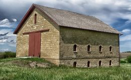 Free stock photo of barn, medieval architecture, farmhouse, rural area Royalty Free Stock Images