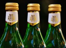 Free stock photo of bottle, glass bottle, liqueur, beer bottle Stock Image