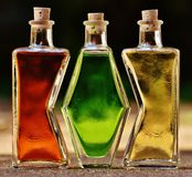 Free stock photo of bottle, glass bottle, liqueur, distilled beverage Stock Image