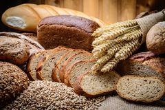 Free stock photo of bread, rye bread, graham bread, whole grain