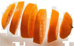 Free stock photo of fruit, orange, peel Stock Image