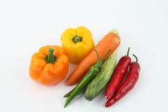 Free stock photo of natural foods, vegetable, produce, chili pepper Stock Photo