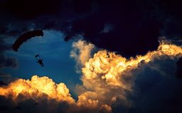 Free stock photo of sky, cloud, cumulus, atmosphere Royalty Free Stock Photography