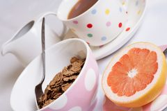 Free stock photo of vegetarian food, food, coffee cup, breakfast Stock Images