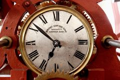 Free stock photo of watch, clock, metal Royalty Free Stock Images