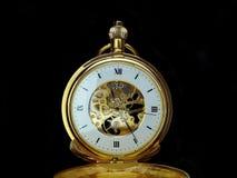 Free stock photo of watch, clock, metal, brass Royalty Free Stock Photos