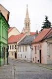 Free street in Bratislava, Slovakia, Europe Royalty Free Stock Photo