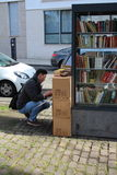 Free street library Stock Photos