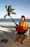 Free-stress job stock images