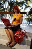 Free-stress job royalty free stock photography