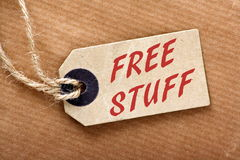 Free Stuff Stock Photography