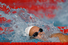 Free swimmer 03 Stock Photography