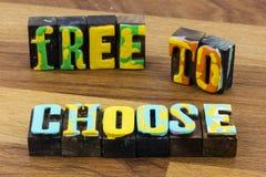 Free Free To Choose Freedom Love Life Body Choice Be Happy Stock Photo - 172680720