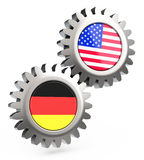 Free trade agreement ttip Royalty Free Stock Photos