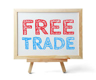 Free Trade Royalty Free Stock Images