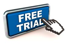 Free trail Stock Image