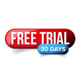 Free trial - 30 days Stock Photography