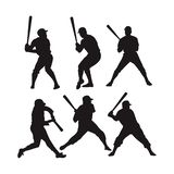 Free Vector Baseball Player Illustrations vector illustration