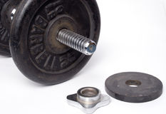 Free weights Stock Photos