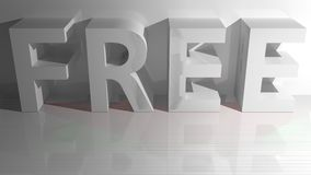 Free white Royalty Free Stock Image