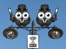 Free Wi Fi Stock Photography