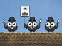 Free Wi Fi Royalty Free Stock Photos