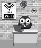 Free WiFi Stock Image