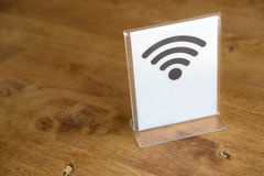 Free Wifi sign Royalty Free Stock Image