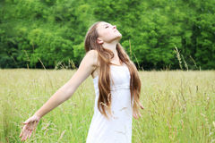 Free young woman Stock Photos