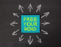 Free Your Mind Stock Photos