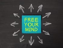 Free Your Mind Stock Photos