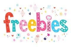 Freebies Royalty Free Stock Photo
