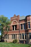 Freeborn County Courthouse-Albert Lea, Minnesota. View of the Freeborn County Courthouse in Albert Lea, Minnesota Royalty Free Stock Image