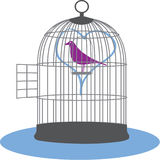 Freed Love Bird Royalty Free Stock Photo