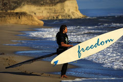 Freedom. stock image