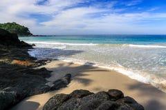 Freedom beach, Phuket, Thailand. Gorgeous Freedom Beach at morning, Phuket, Thailand Stock Images