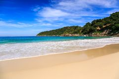 Freedom beach, Phuket, Thailand Royalty Free Stock Images