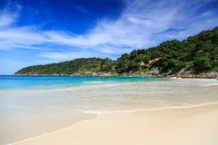 Freedom beach, Phuket, Thailand. Gorgeous Freedom Beach at morning, Phuket, Thailand Royalty Free Stock Photo